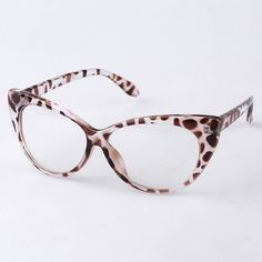 Fashion Vintage Classical Cat Eyes Design Eyeglasses Glasses 3Colors