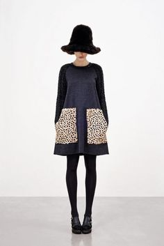 Hache Fall Winter 2012 lookbook | Fashion Odor