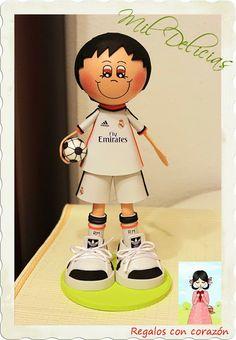 Mil Delicias: ♥ Fofucho futbolista Real Madrid
