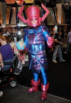 Comic-Con Photos 2013: The Cute, the Crazy and The Creepy