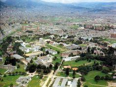 Ciudad Universitaria de Bogotá.