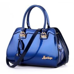 Ladies new luxury handbag designer fashionable bright leather large capacity handbag Womens purse – khannaexclusiveoriginalproducts Stylish Handbags, Cheap Handbags, Luxury Handbags, Ladies Handbags Online, Top Mode, Louis Vuitton, Womens Purses, Casual Bags, Shoulder Handbags