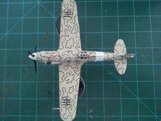 Macchi C.202 Folgore   by jwilder482