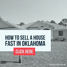 You can sell a house fast in Oklahoma in 4 easy steps . Visit Sooner House Buyers or call Sell House Fast, We Buy Houses, Oklahoma, Fill, Hands, Easy, Things To Sell