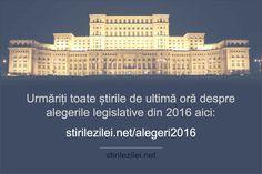 Urmăriți toate știrile de ultimă oră despre alegerile legislative din 11 Decembrie 2016 aici: stirilezilei.net/alegeri2016 #Romania #stiri Periodic Table, Louvre, Building, Travel, Periodic Table Chart, Viajes, Periotic Table, Buildings