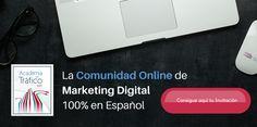 Copia de Comunidad Onlinede Marketing Digital (4) Academia, Marketing Digital, Cards Against Humanity, Tools, Community, Invitations, Instruments