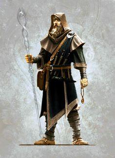 Dai Bendu Monk-turned-Jedi Master Eyl-Zin-Mul, the liberator of the kidnapped slaves of Esyam