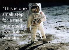 neil armstrong poster idea - photo #39