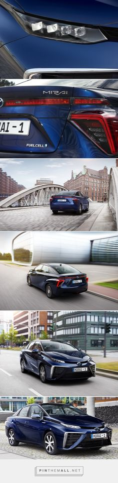 The Toyota Mirai Has Been Unveiled - http://www.carhoots.com/home/the-toyota-mirai-has-been-unveiled/
