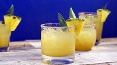 John Cusimano's Smoky Pineapple Margarita