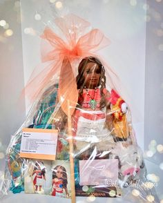 "332 Likes, 46 Comments - It's A Doll Affair (@itsadollaffair) on Instagram: ""The basket is ready! The raffle is tomorrow! 💛(Not a public raffle, it's for the PTSA annual raffle…"""