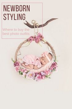 Nothing but the cutest outfits for your newborn photo shoot! You are going to cherish these photos for a lifetime so be sure to spoil your baby with an extra special outfit!