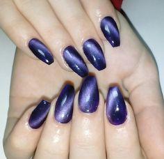 #cateye #purple #coffin