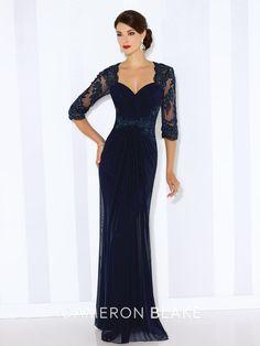 Cameron Blake 116672 Cameron Blake Mother of the Bride /evening dresses Blossoms Bridal & Formal dress store