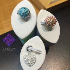 Shop At Yelton For Engagement Rings, Wedding Bands, Watches And Much More! Proud Authorized Retailer For Tacori, Hearts On Fire, Movado Watches And More. Magic Charms, Fire Heart, Some Ideas, Jewelry Stores, Wedding Bands, Swarovski Crystals, Stud Earrings, Jewels, Make It Yourself