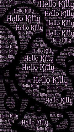"nkoangel-hellokitty: ""Hello Kitty Made By Me "" Hello Kitty Makeup, Hello Kitty Art, Hello Kitty Themes, Hello Kitty Pictures, Hello Kitty Iphone Wallpaper, Hello Kitty Backgrounds, Hello Kitty Collection, Cartoon Background, My Melody"
