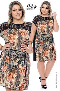 Coleção Outono Inverno Plus Size - daluzplussize.com.br