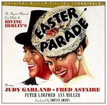 Easter Parade with Judy Garland and Fred Astaire