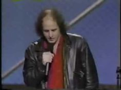 Comic Relief Steven Wright Stand Up Comedy