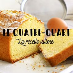Le quatre-quart, la recette ultime – Féerie cake – The Best Arabic sweets and desserts recipes,tips and images Easy Cake Recipes, Vegan Recipes Easy, Easy Desserts, Chocolate Hazelnut Cake, Yogurt Cake, Almond Cakes, Cake Tins, Cupcakes, Bakery