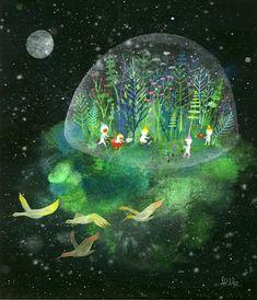 Moon Garden by APAK