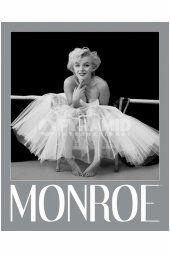 Marilyn Monroe (Ballerina - Silver Ink Border) Marilyn Monroe, Ballerina, Posters, Ink, Sculpture, Statue, Silver, Ballet Flat, Poster