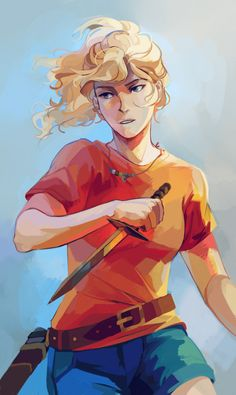 I love this pic of ANNABETH