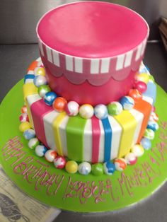 Kids cakes montreal | Montreal kids birthday cakes | Les Delices Lafrenaie