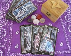 Here's a simple tarot spread you can use to help you get clear on your aims going forward into the new year. If you don't have a tarot deck, your favorite oracle cards will do nicely. And if you don't have any cards at all, or want further clarification, book a reading with me!