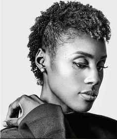 Issa Rae, Hair by Felicia Leatherwood
