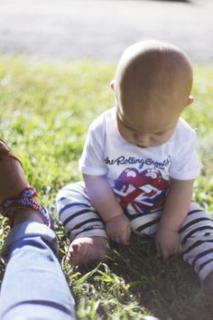 this shirt is a must have for babies. via the daybook