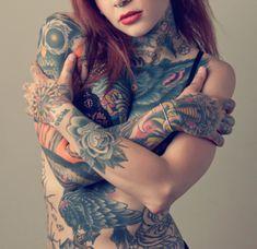 Kristy Nadine #tattoo