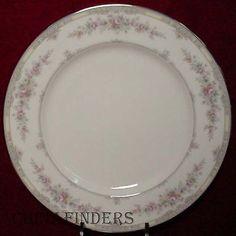 """NORITAKE china SHENANDOAH pattern 9729 Dinner Plate @ 10-5/8"""""""