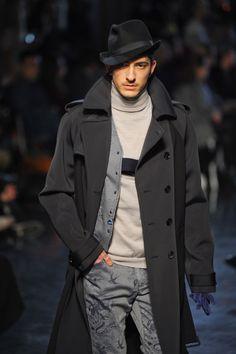 Jean Paul Gaultier All Fashion, Fashion Art, Runway Fashion, Winter Fashion, Fashion Trends, Jean Paul Gaultier, Look Man, Mens Fall, Well Dressed Men