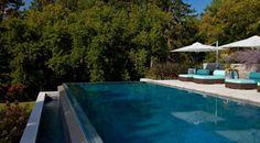 pool furniture.