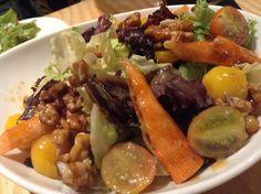 Healthy for tonight  salad delicious