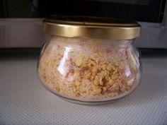 Sucre pomme d'amour et recette de la poudre de caramel.