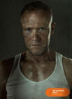 "Michael Rooker es ""Merle Dixon"".  The Walking Dead - Martes 22.00  #TWD3ENFOX #TerrorEnFOX Mira contenido exclusivo en www.foxplay.com"