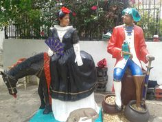 retrato en la Popa - Cartagena