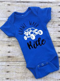 Newborn Infant Babys Eat Sleep Ride Horses Repeat Sleeveless Crawling Jumpsuit Rompers