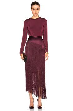 TAMARA MELLON Dress Jersey Bodysuit. #tamaramellon #cloth #