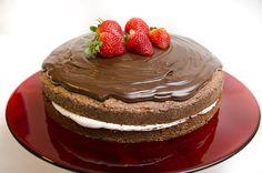 Bolo Chocolate & Chocolate | BFF na RFM | Há alguém mais gulosa do que eu?