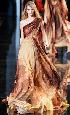 Elie Saab Couture Will Make You a Lady in Red, in Green, in Gold!   Beauty Crazed in Canada