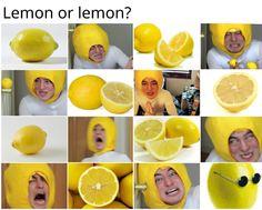definitely lemon
