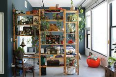 """Adam & Daniel's """"Boclectic Craftern"""" Loft House Tour 