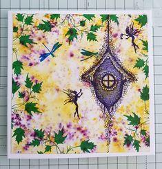 Lavinia Stamps Cards, Leaf Art, Faeries, Big Kids, Mystic, Stamping, Journals, Whimsical, Vintage World Maps
