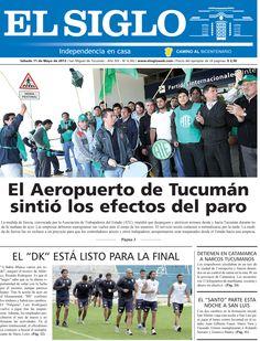 Diario El Siglo - Sábado 11 de Mayo de 2013