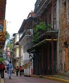 Casco Viejo, Panama City, Panama by jensugarpuss, via Flickr