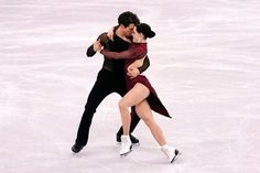 Pin #18: This picture is my favourite from the Winter Olympics 2018. My favourite part out of all this year's Olympic events was Tessa Virtue and Scott Moir's Moulin Rouge performance. I love the movie and its soundtrack, so to see a choreography associated with it was amazing for me. Their routine was flawless and they truly deserved the gold.