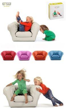 Blofield Armchair, air inflatable.